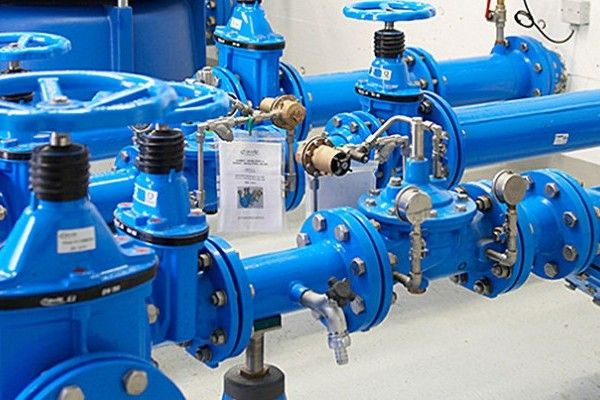Производство запорной и регулирующей трубопроводной арматуры